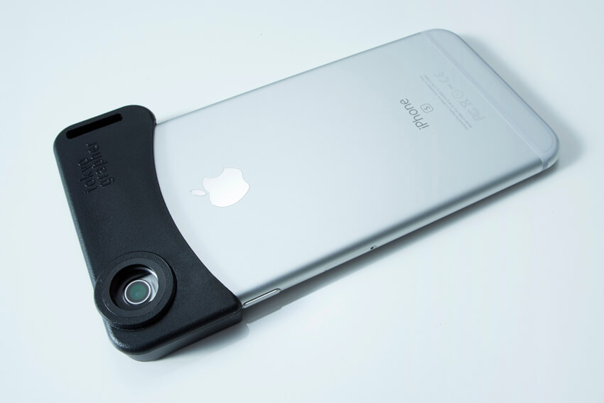 caz_Easy Fit Mount iPhone