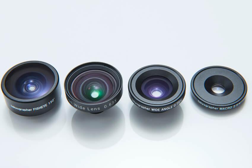caz_tokyo grapher Lens Line up