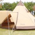 ogawaの名作テント「ピルツ19」を立ててみた